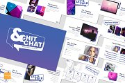 Chit & Chat - Google Slides Template