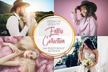 Entire Collection Photoshop Actions by  in Actions