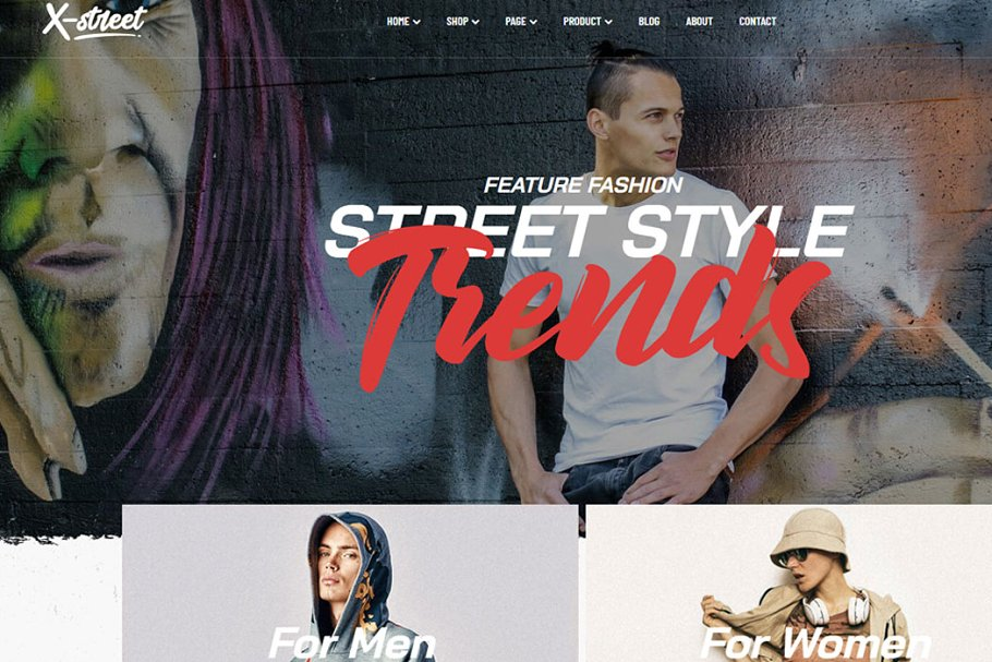 LEO XSTREET - STREET STYLE FASHION P
