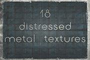 Distressed Metal Textures