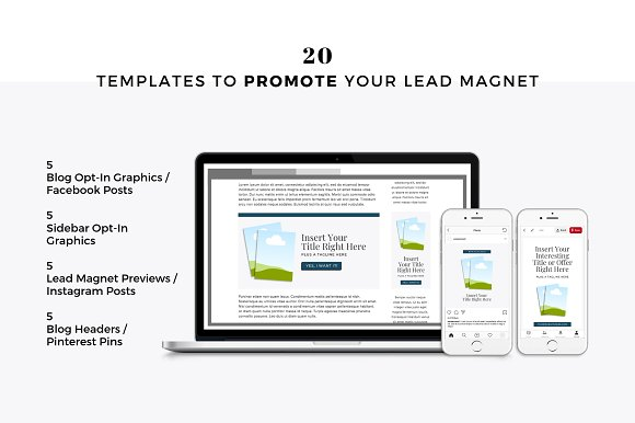 Lead Magnets for Virtual Assistants in Email Templates - product preview 2