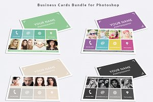 Business Cards Bundle 001