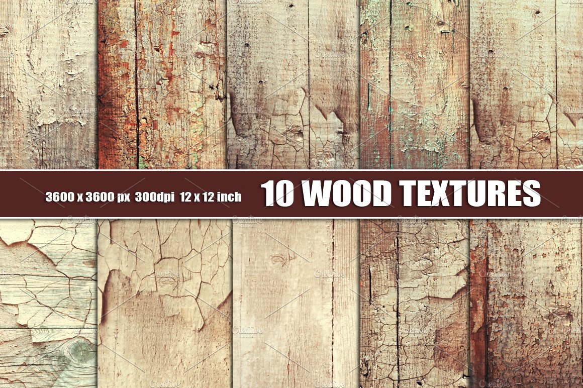 Distressed Painted Wood Texture Textures Creative Market