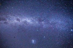 Milky Way Stars, Night Sky