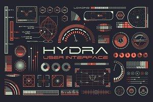 Hydra UI