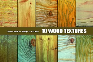 Wood Textures background backdrop