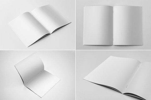 Download US Letter Brochure Mockups