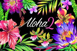 Aloha2 Tropical Kit