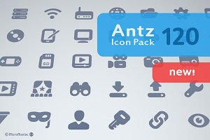 Antz Icon Pack