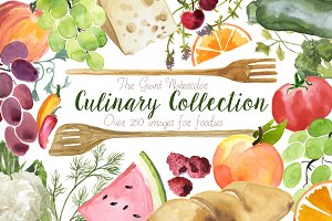 The Giant Culinary Collection
