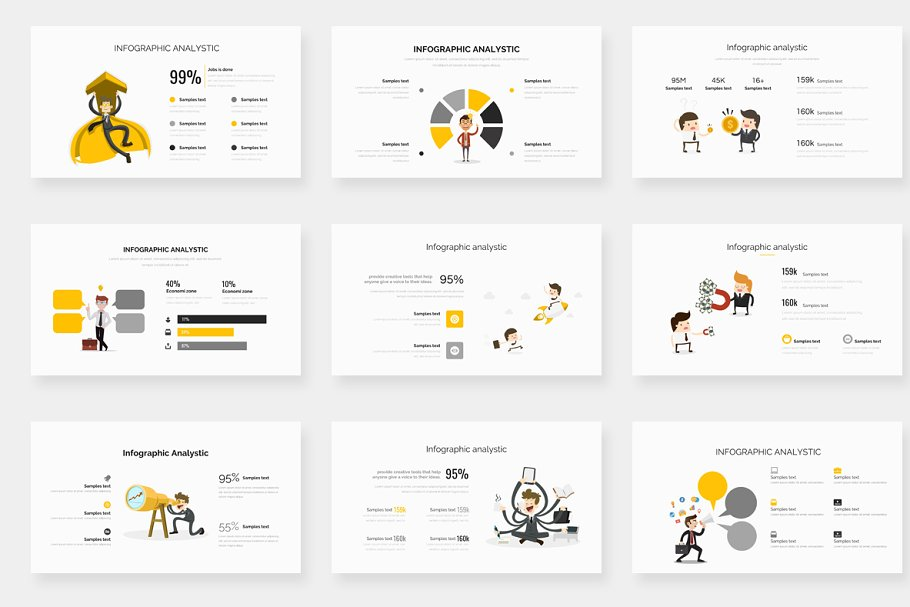 Genox Premium Powerpoint Template in PowerPoint Templates - product preview 15