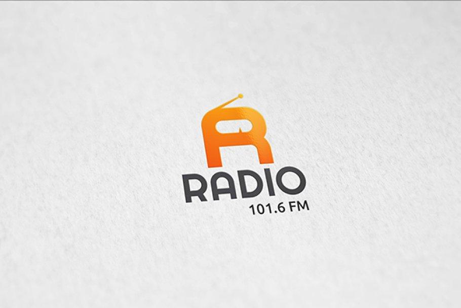 FM Radio - Logo Template