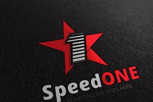 Speed One Logo