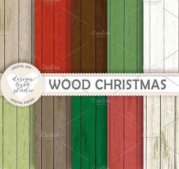 christmas wood backgrounds patterns