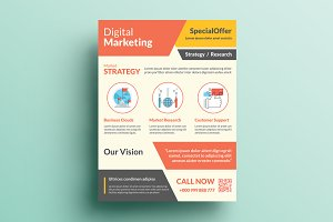 Creative Corporate Flyer V42