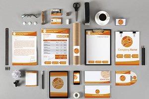 Branding identity multipurpose