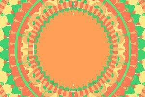 Melon Kaleidoscope