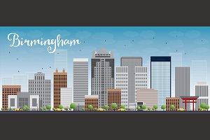Birmingham (Alabama) Skyline