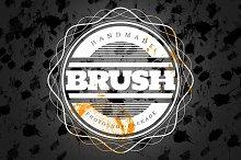 Handmade Brush Pack #2 for Photoshop