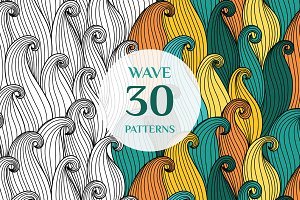 30 Wave patterns