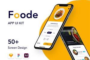 Foode - Best Food Order Mobile App