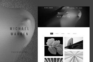 Michael Warren- Photography Template