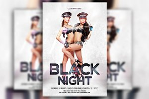 Black Night Flyer