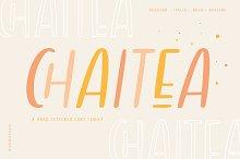 Chaitea Font Family