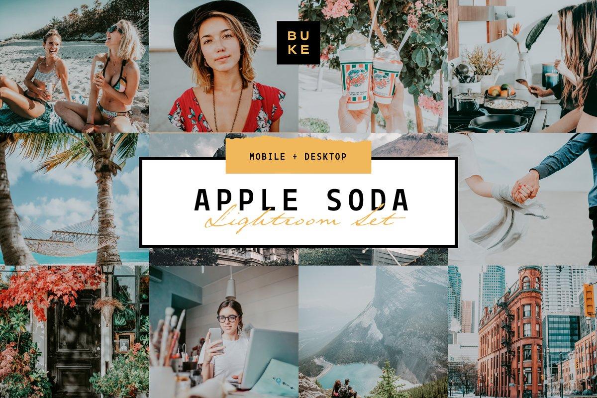 Apple Soda Lightroom Preset