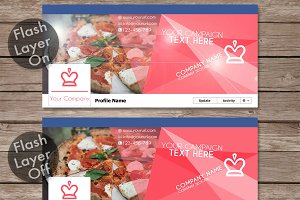 Facebook Timeline Cover Multipurpose