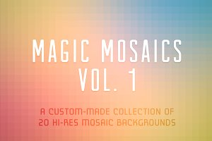 Magic Mosaics Vol. 1