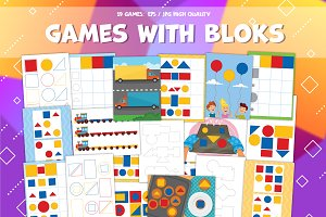Education games for kids