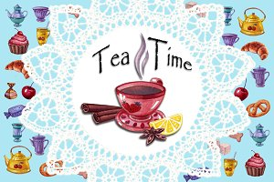 Set «Tea Time»