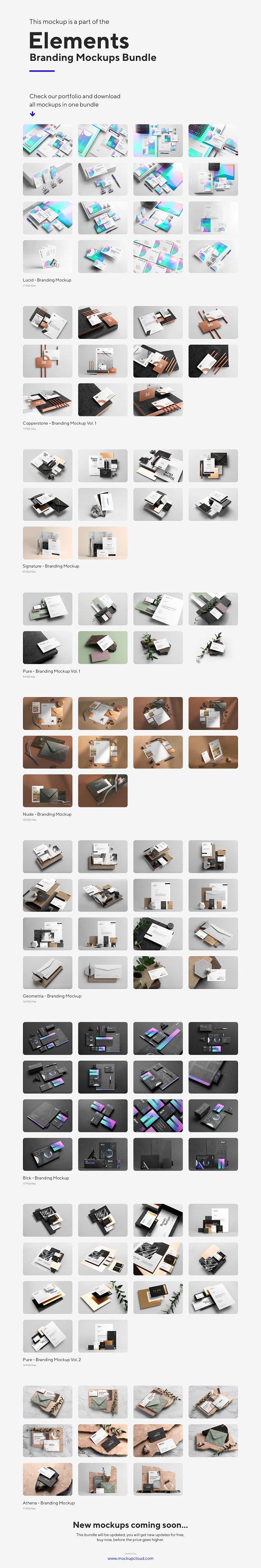 Blck Branding Mockup in Branding Mockups - product preview 17
