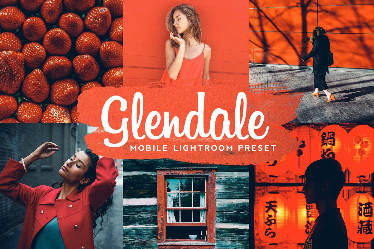 Mobile Lightroom Preset Glendale