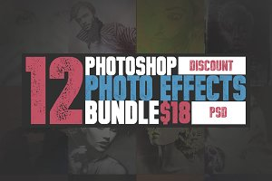 Photoshop Photo Effects Bundle