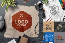 All-In-One Logo Mockup Creator by  in Mockups