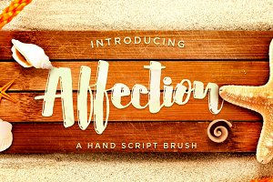 AFFECTION SCRIPT BRUSH