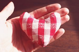 Heart as a gift