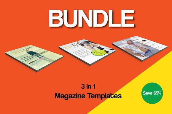 Magazine Bundle Vol.2 - Magazines