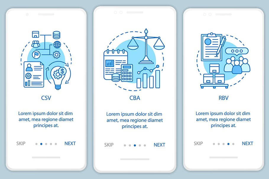 Corporate governance mobile app