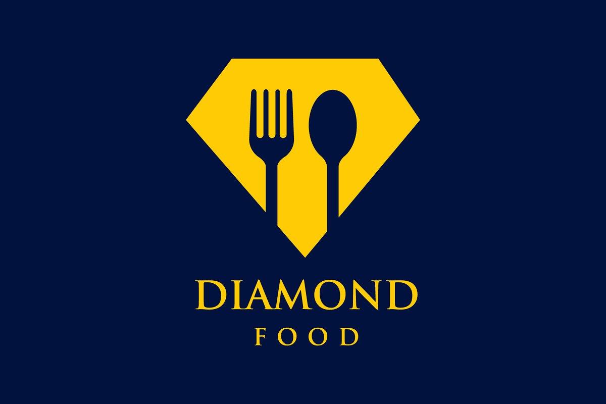 Diamond Food Logo