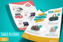 Clean Sale Flyers