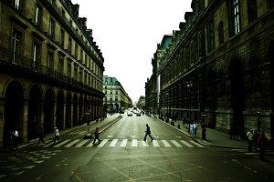 Paris Street | Parisian Architecture