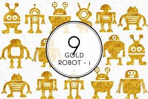 Gold Robots