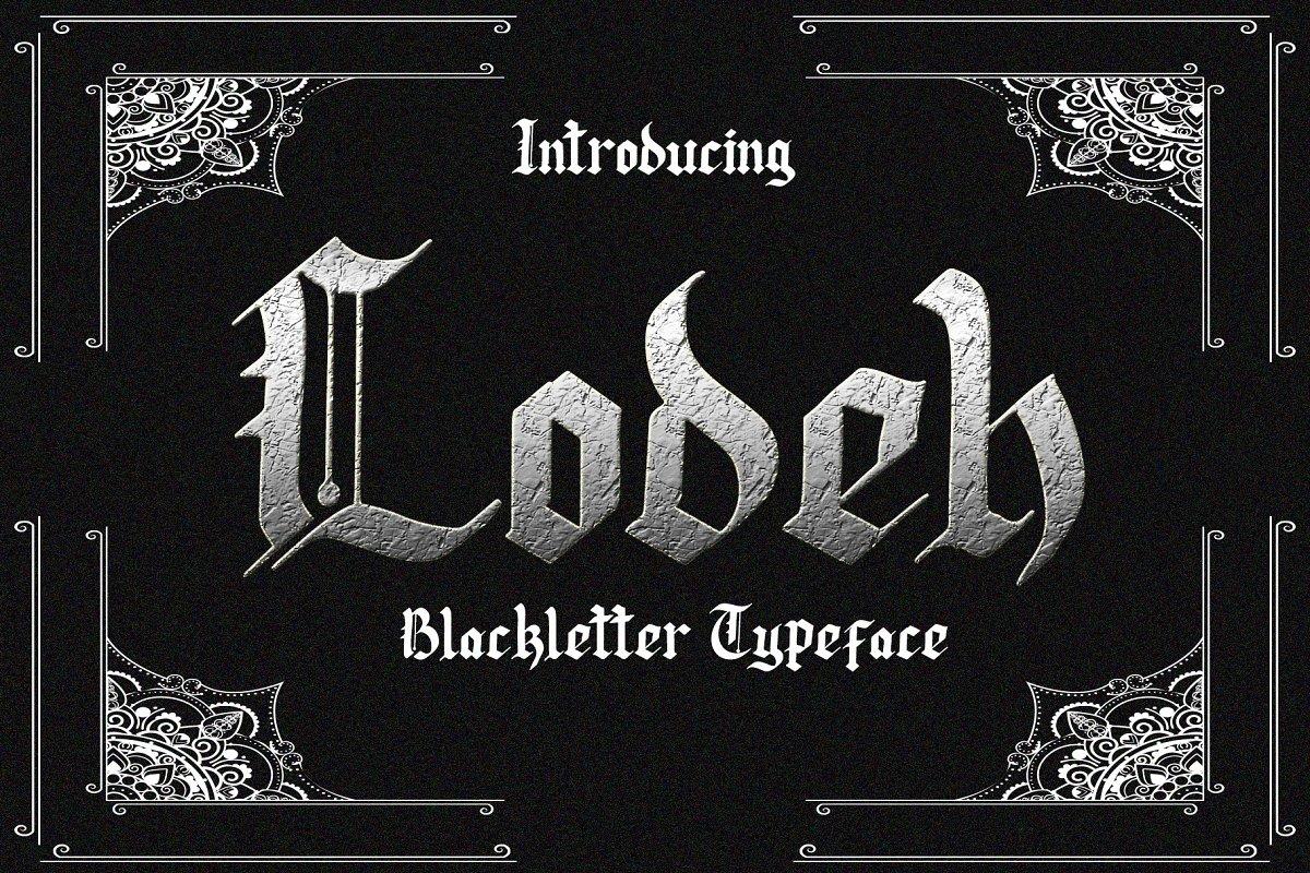 Lodeh