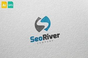 SeoRiver Logo