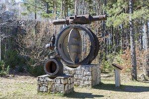 Monument valve