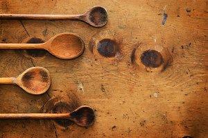 Vintage spoons 1