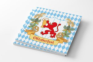 Oktoberfest Logotype Template